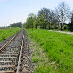 08,800 ex Hpu Oyle Gleis Richtung Liebenau