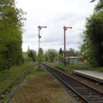 18,530 Bf Lübbecke Gleis Richtung Norden