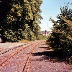 Bahnsteig-aus-Richtung-Damme