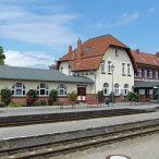 Kuehlungsborn West - Gleisseite 2