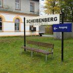 2 Scheibenberg - Bank
