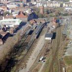 273,009 Bf Cuxhaven - Gleisanlagen